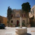 Square in Mdina