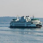 Ferry returning from Bremerton