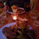 Sirloin steak!