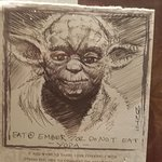 Yoda evens thinks you should go to Ember!