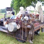 Fall Hillbilly Flea Market will be Oct 5th and 6th from 8am to 5pm. Stop by and say hello.