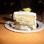 Anniversary Banana Cake. Yum!