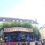 Foto van Lowenbrau