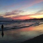 Playa Zipolite Foto