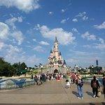 Bild från Disneyland Park