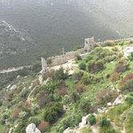 Burg St. Hilarion Foto