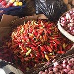 Delicious food at Warung Baruna