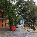 Old San Juan is super charming.