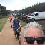 Kealia Beach Selfie