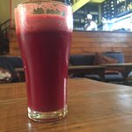 Beetroot Juice for a healthy and refreshing pick-me-up.