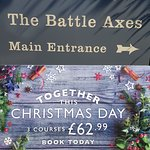 Christmas Day is getting booked up don't miss out