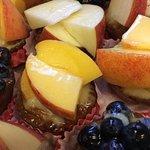 GF Miniature Fruit Tartelettes miniatures sans gluten aux petits fruits