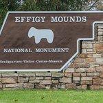 Effigy Mounds National Monument Entrance