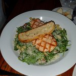 Garden Pasta with Salmon $23