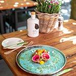 Terras lunch en diner