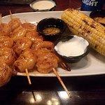 Redrock Grilled Shrimp