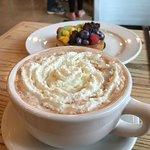 Love the hot chocolate!