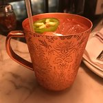 Cocktail - Spicy Mule