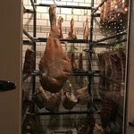Cured meat drawer
