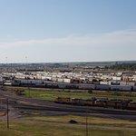 Union Pacific Railroad Bailey Yard照片