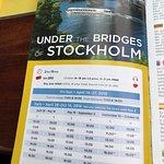 Fotografia de Stromma Under the Bridges of Stockholm