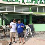 Bild från Lazy Lizard Beach Bar & Grill
