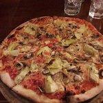 Foto de La Italiana Pizza Bar