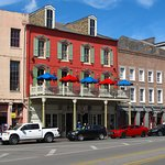 French Quarte,  New Orleans - Colorful and Historic Buildings