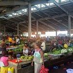 Honiara Central Market Foto