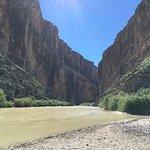 Foto van Santa Elena Canyon