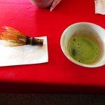 I whisked up my Tea very deftly I think