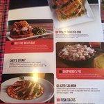 more entrees menu page