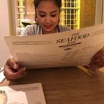 Foto van The Seafood Bar