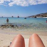 Aliki Beachの写真