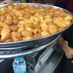 pani puri a must have here