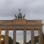 The Brandenburgh Gate