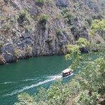 Bild från Lake Matka