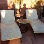 terrasse : qualité et hygiène des transats...