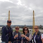 On top of the o2!