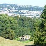 Palladian Bridge and Bath beyond