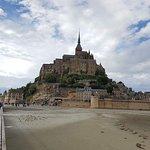 Abtei Mont-Saint-Michel Foto