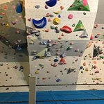 Bilde fra ROKT Climbing Gym