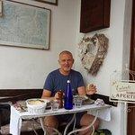 Lunch in Osteria del Valico September 2018
