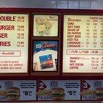 Bild från In-N-Out Burger