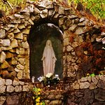 Grotto Of Mary