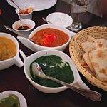 Food lovers went to Samrat