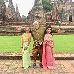 Wat Chaiwattanaram, Ayutthaya, Thailand