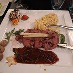 Superlekker steak / Tagliata di manzo