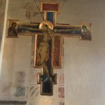 Crucifixion by Cimabue