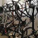 Bikestation Hotel Kalura